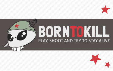 Born to kill logo