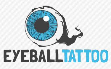 eyeball tattoo logo